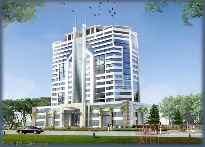 Lập dự án đầu tư xây dựng TTTM Phúc Tăng - Hải Phòng