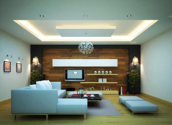 Phong thủy nội thất phòng khách
