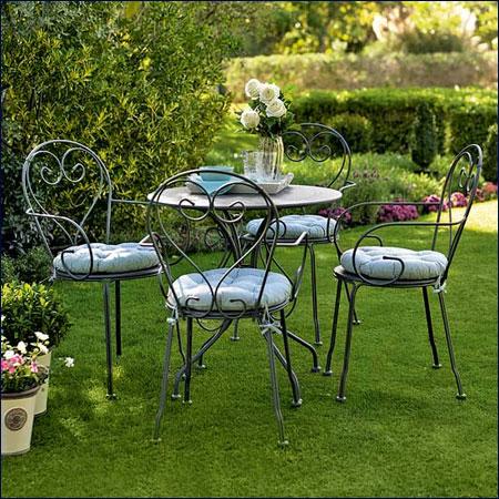 Đồ đạc, thiết bị cho sân vườn đẹp