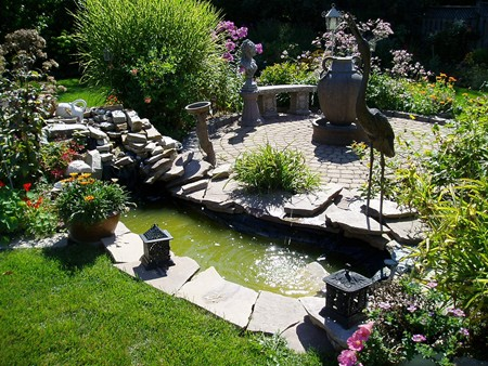 Một số lưu ý khi thiết kế sân vườn đẹp