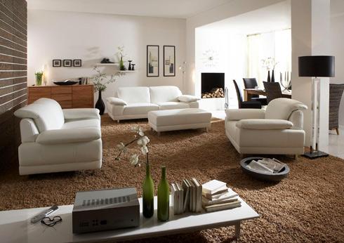 Vẻ đẹp hiện đại của phòng khách
