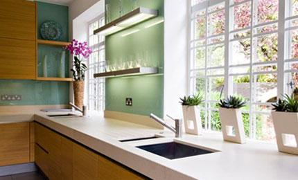 Bộ sưu tập hình ảnh những căn bếp hiên đại