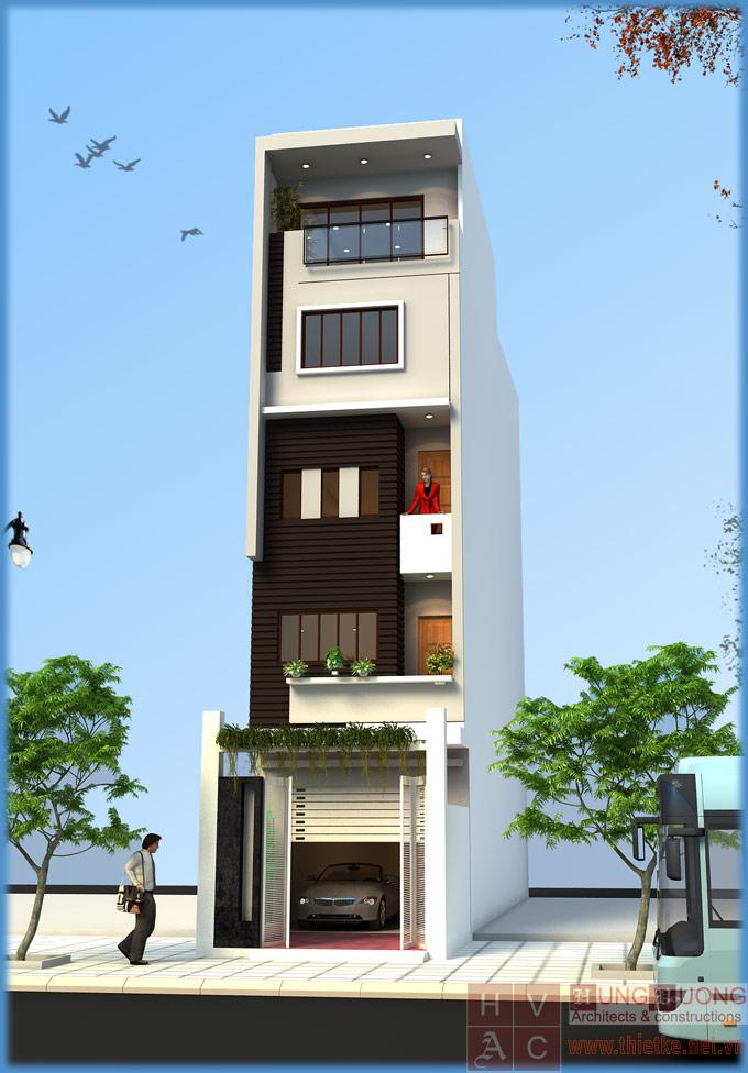 Xây nhà trọn gói, anh Sơn, Chị Quỳnh - Hải Phòng